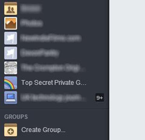 Facebook, tạo nhóm, bí mật, hội kín, hướng dẫn
