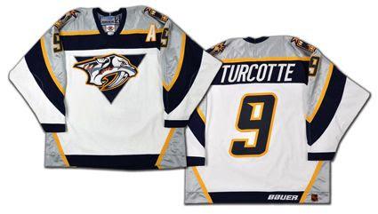 Nashville Predators 98-99 jersey, Nashville Predators 98-99 jersey