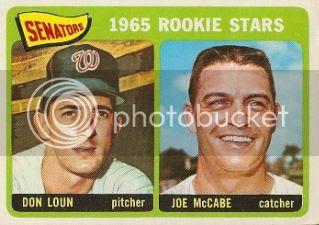 #181 Senators Rookie Stars: Don Loun and Joe McCabe photo wsrookies_zpsaf500dce.jpg