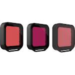 PolarPro - Aqua Lens Filters (3-Pack)