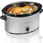 Hamilton Beach 33176 Slow Cooker - 8.3 qt