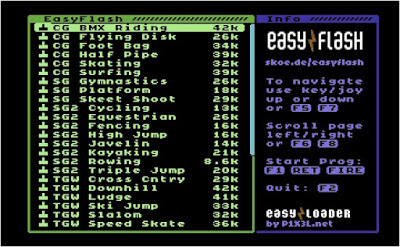 EasyFlash Olympic Games 36in1