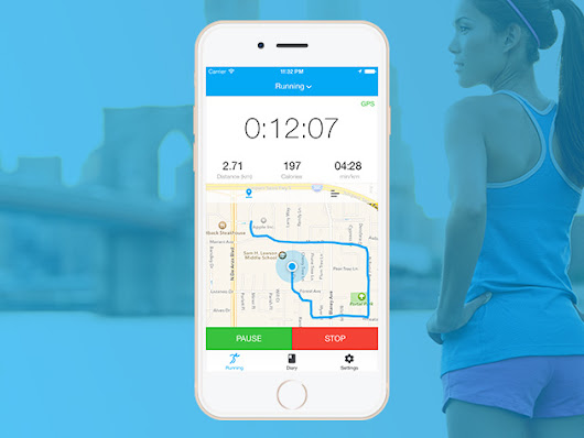 Kick Your Fitness into High Gear by Tracking Your Activity & Workouts on Your iPhone!