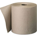 Georgia-Pacific Envision Brown High Capacity Roll Paper Towel - 6 Rolls