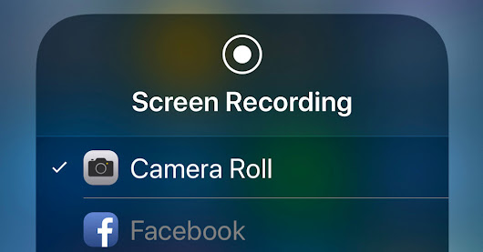 How to Record Your iPhone Screen