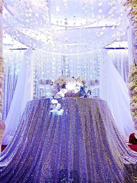 Sweetheart table backdrop Crown style by 1000 Fine Events