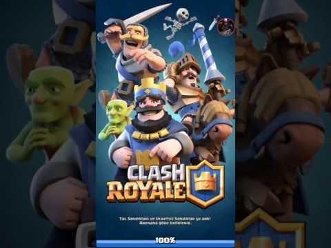 Taç Savaşları #1 - Clash Royale