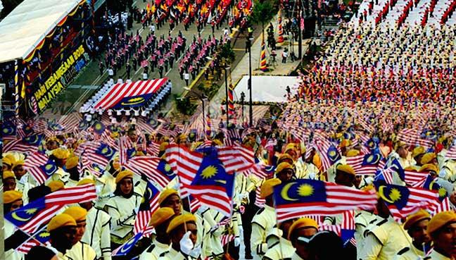 Kata Semangat Hari Merdeka Malaysia Cikimm Com