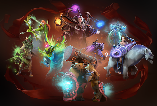 Dota 2 S Immortal Treasure 3 Launches: Google