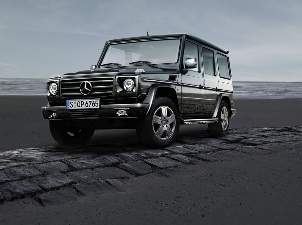 I'd rather a G wagon then a Jeep - Situation. by Shawn ...