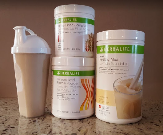 Apple Flavored Herbalife Shake - Herbalife Online Retail