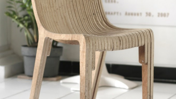 The Layer Chair Dyvikdesigncom