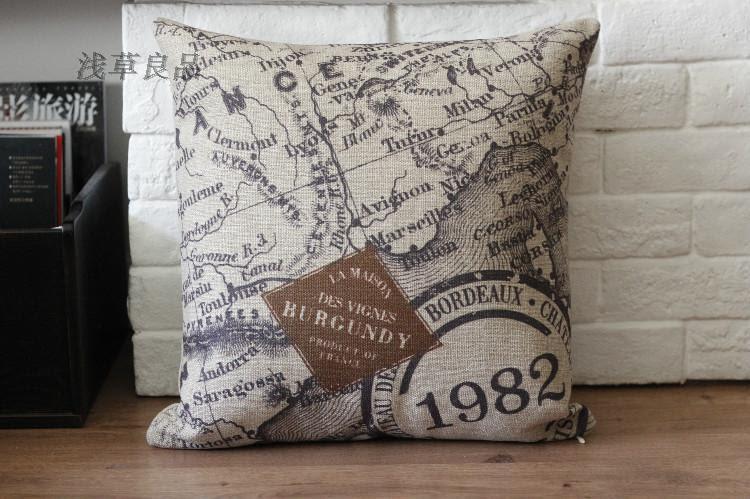 Nautical Decorative Pillows Promotion-Shop for Promotional