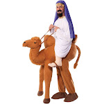 Forum Novelties Men's Ride-A-Camel Adult Costume - One Size