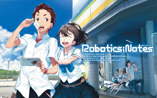 Descargar Robotics;Notes - BluRay 1080p por MEGA - Japan Paw!