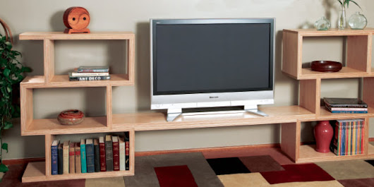 12 DIY Entertainment Center Projects and Ideas - Home And Gardening Ideas