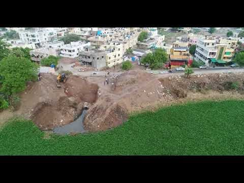 Residents rise to protect lake in Hyderabad