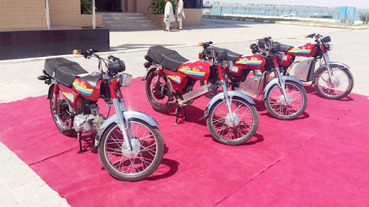 These Made in Pakistan Electric Bikes Are Cheaper Than Usual Motorcycles