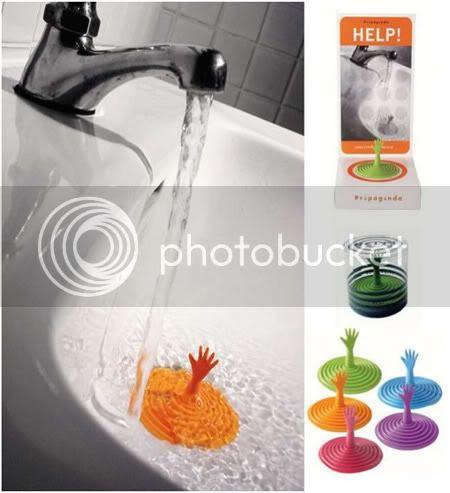 penutup sinki 6 [Gambar Pelik] Penutup Sinki Yang Kreatif