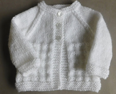 Knit cardigan patterns baby free easy