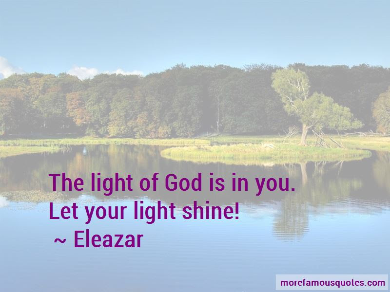 Quotes About Let Your Light Shine Top 36 Let Your Light Shine