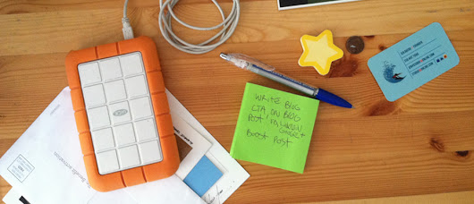 The Post it Note Strategy for Avoiding Information Overload and Getting Ahead of your To Do List