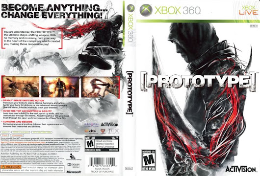 Image: Prototype (2009) Xbox 360 box cover art - MobyGames