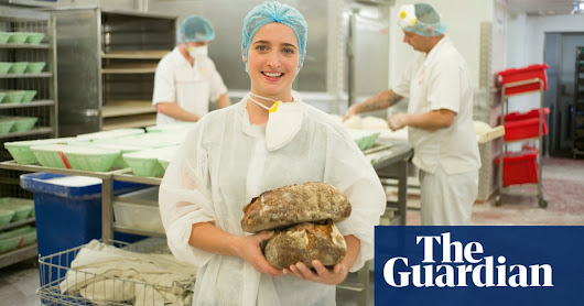 Using their loaf: baker reuses leftovers to make 'waste bread' | Food | The Guardian