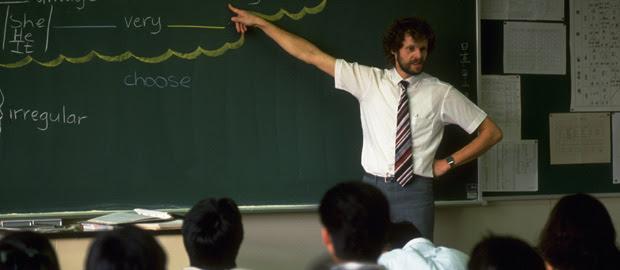 """""""Lo dejo: trabajar hoy como profesor ya no tiene sentido"""""""