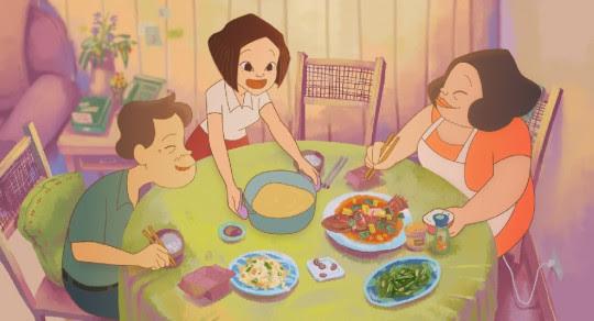 HAPPINESS ROAD: 1res images d'un film d'animation taïwanais à découvrir cet été