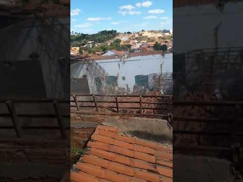 Teto de Capela cai em Pedreiras
