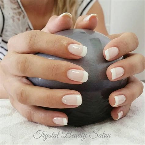 Best 25  French nails ideas on Pinterest   French