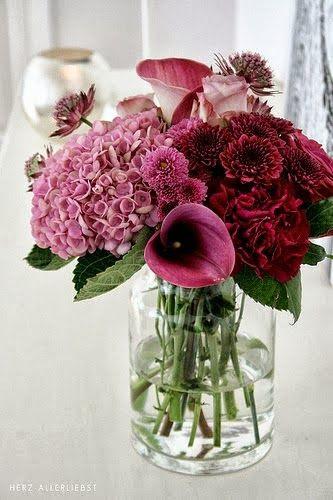 Flower Arrangement ~ Ana Rosa