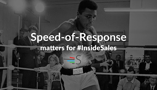 The Impact of Speed-of-Response on your Deal Closing Rate | SalesWings