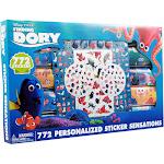 Disney Pixar Finding Dory Sticker Sensations 772pc Arts and Craft Toy Set