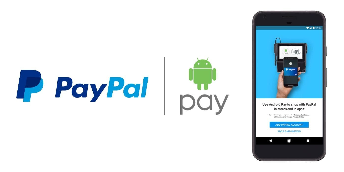 android pay paypal integration