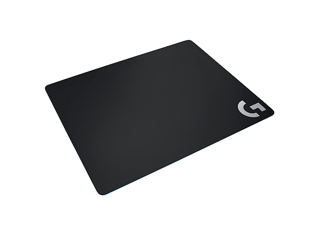 Logitech G240 Cloth Gaming Mouse Pad (Long Lasting )