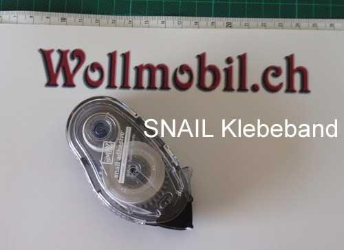 SU SNAIl Klebeband 104322