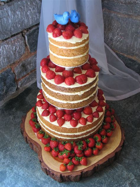 Naked Archives   Divine Wedding Cakes