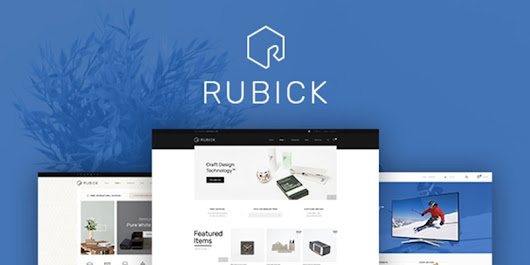 Rubrick - Responsive WordPress Theme