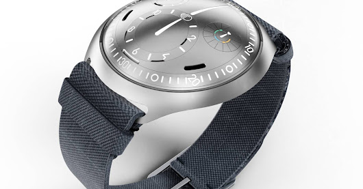 The inventor of the iPod has made a new kind of high-end wristwatch