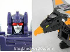 Transformers Frenzy & Buzzsaw Masterpiece - modo robot