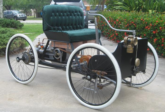 1900 Ford Model 01