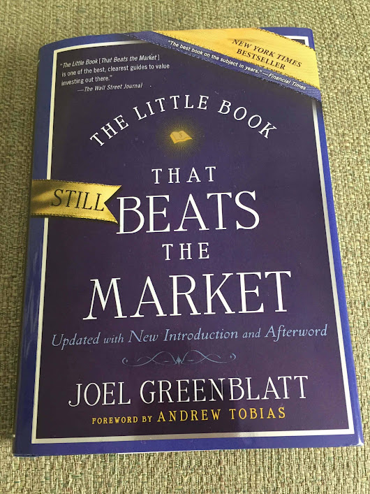 The Little Book that Beats the Market Review - DIY Investing