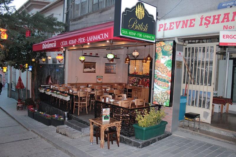 Birecikli Restaurant Sirkeci