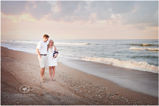 Babey Family | Sunset Beach Session