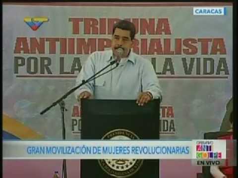 Maduro Llama A Almagro Como Arrastrado Y Dice Que Es La Vergüenza De Latinoamérica
