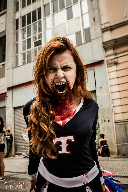 How to Survive a Zombie Apocalypse: The 5 Best Places to Go | Las Vegas