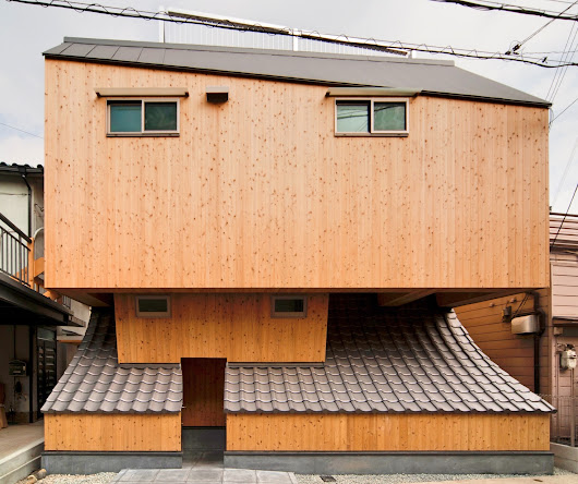 Beehive House / Jima Design | ArchDaily