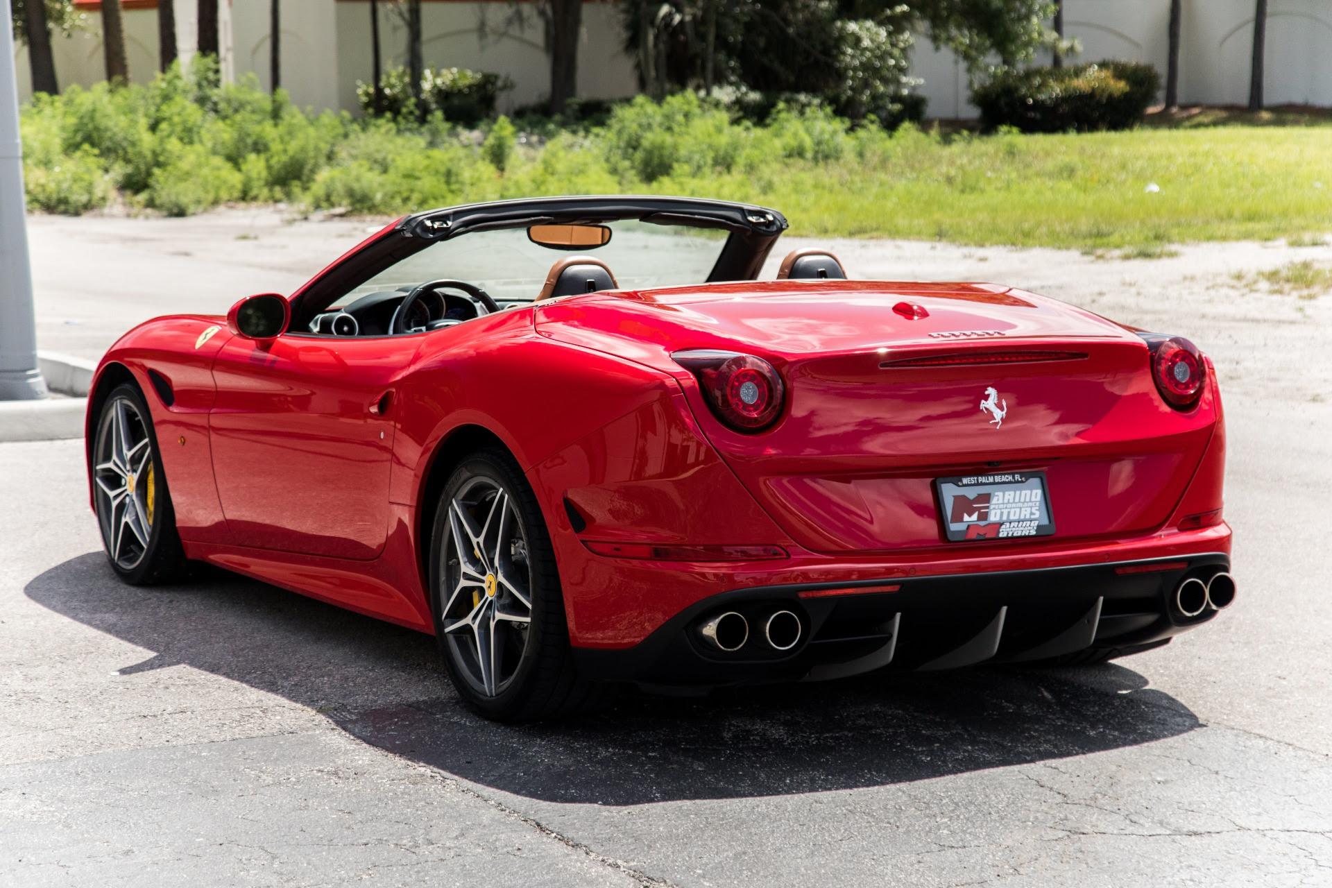 Used 2015 Ferrari California T For Sale ($128,900 ...